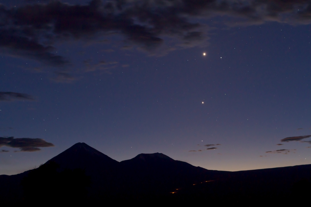 Venus Jupiter Conjunction 2017: Two Planets To Come