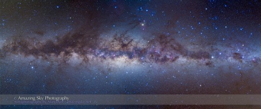 Centre of the Milky Way Panorama (2011)
