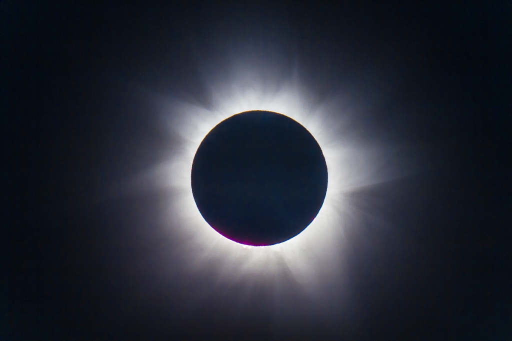 The Great Australian Eclipse - Inner Corona