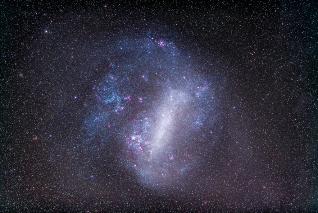 Large Magellanic Cloud (135mm)