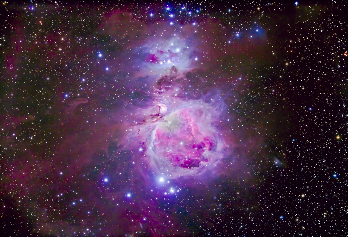 Hi-Def Wallpaper Orion Nebula - Pics about space
