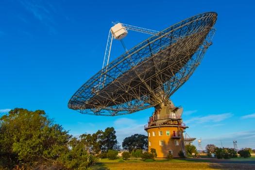 Parkes Radio Telescope (2012) #2