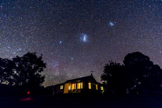 Timor Cottage & Magellanic Clouds