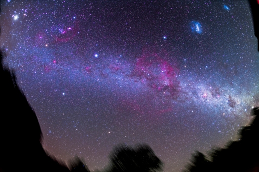 Ultrawide Angle Southern Milky Way - December 2012