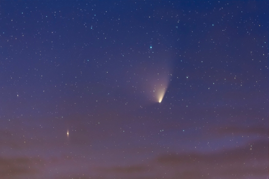 Comet PANSTARRS (March 28, 2013)