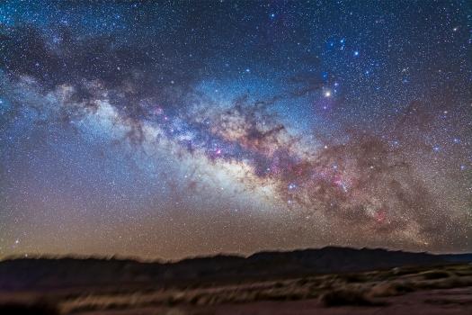 Sagittarius & Scorpius Rising (24mm 5DII)