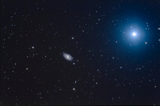 M109 in Ursa Major (130mm 60Da)