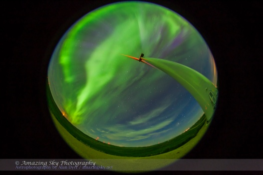 All-Sky Aurora #1 (June 28, 2013)