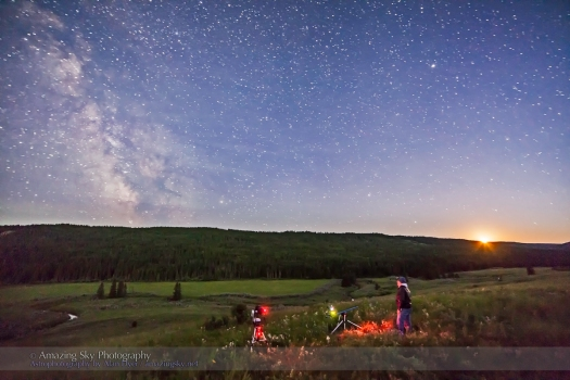 Self Portrait at Battle Creek, Cypress Hills (July 14, 2013)