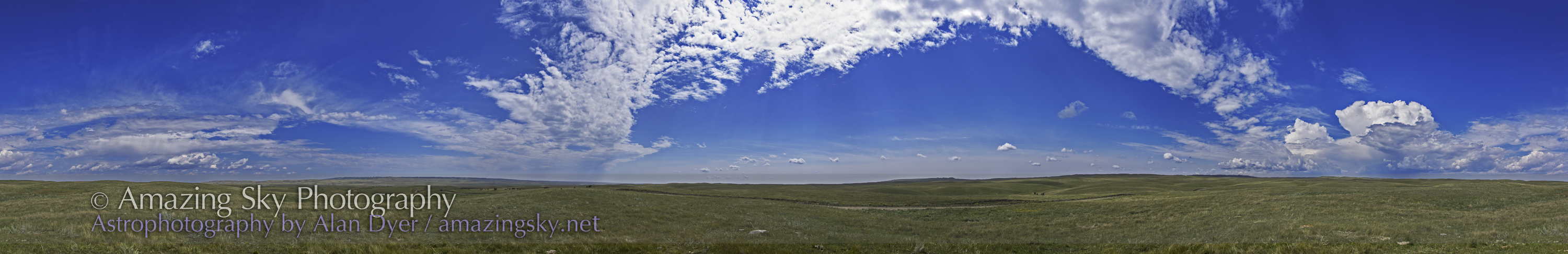 The Gap Road Panorama (Cypress Hills Park)