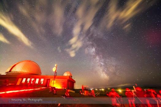 RAO Milky Way Night (Aug 3) #1