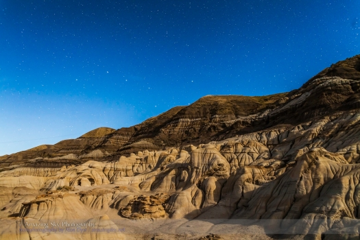 Hoodoos and Big Dipper #4 (Sept 21, 2013)