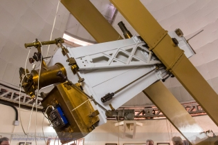 Astrographic Refractor, Royal Observatory of Spain, Cadiz
