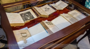 Classic books at Royal Observatory of Spain, Cadiz