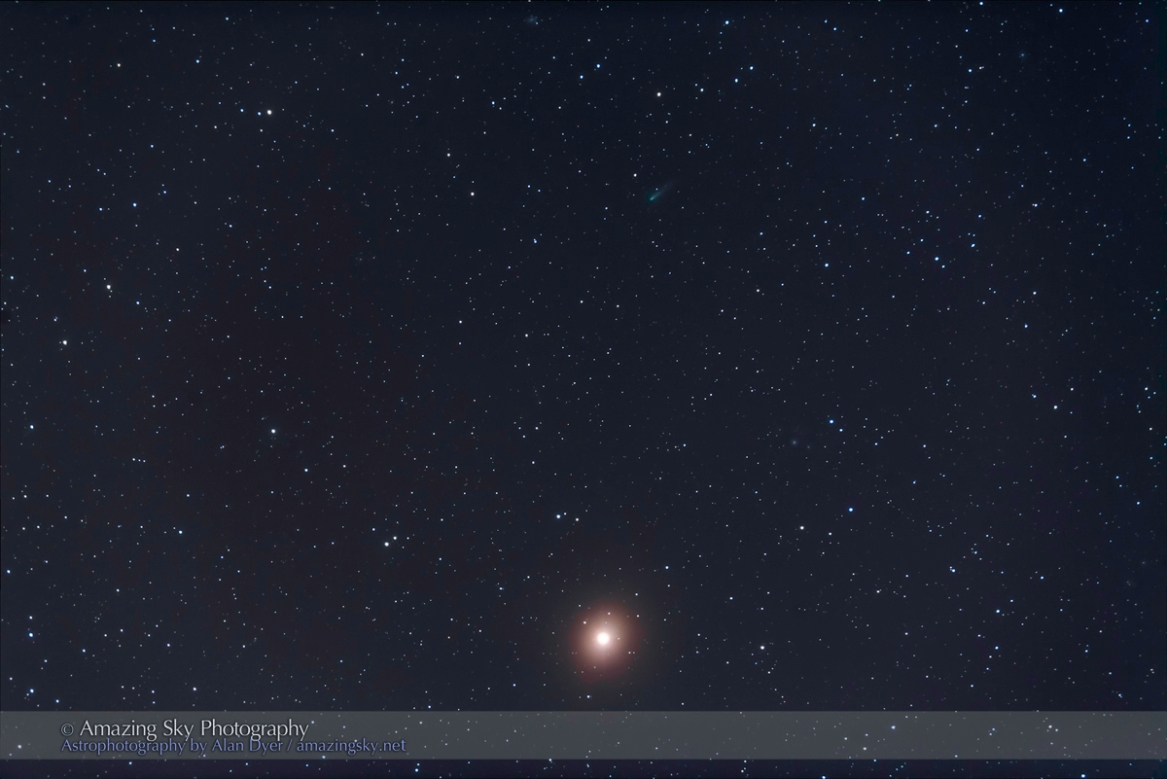 comet ison prophecy - HD 1168×780