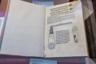 Eclipse Book at Royal Observatory of Spain, Cadiz