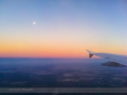 The Moon over Spain - Twilight