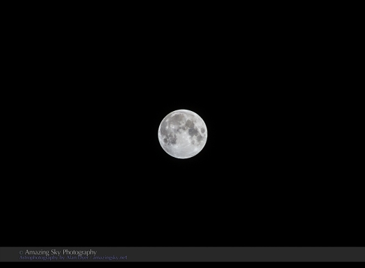 Penumbral Eclipse of the Moon (Oct 18, 2013)