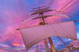 Sunset and Sails (Nov 8, 2013)