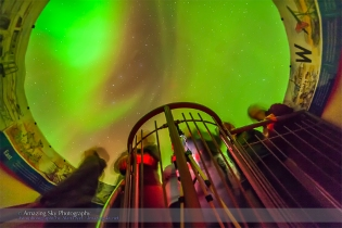 Aurora - Feb 3-4, 2014 (Thru the Dome)