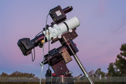 Borg 77mm Astrograph in Australia