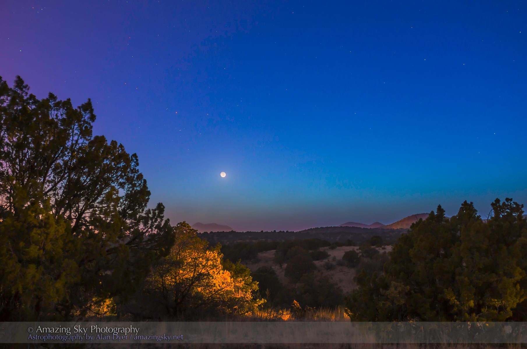New Mexico New Moon (April 30, 2014)