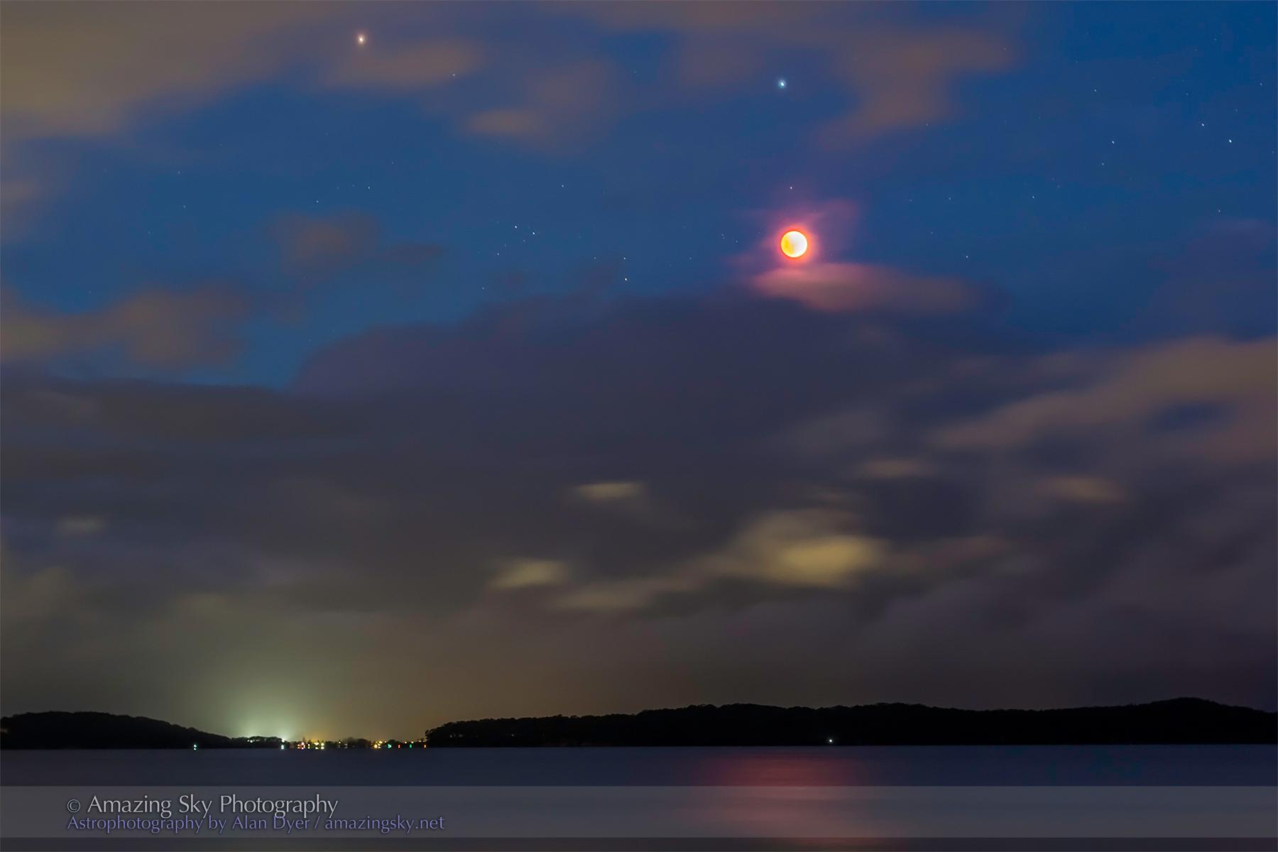 Total Lunar Eclipse (April 15, 2014) #2