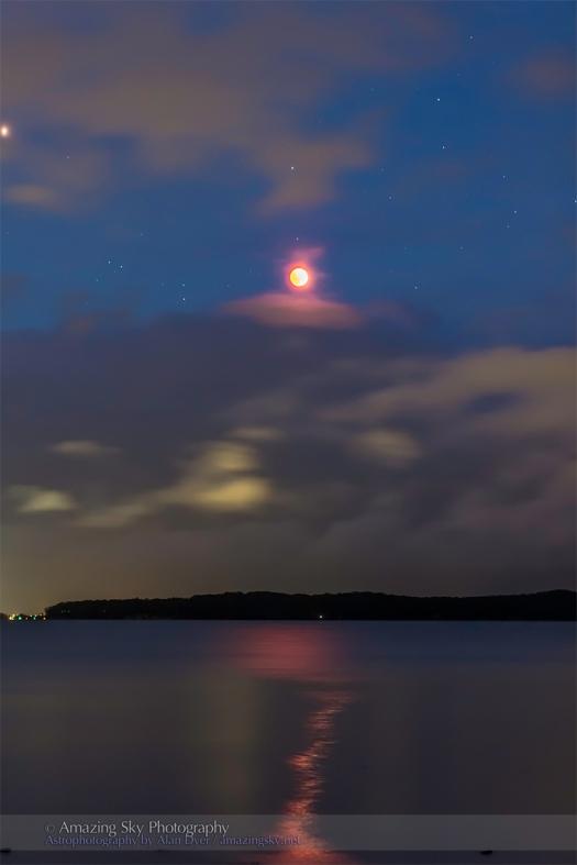 Total Lunar Eclipse (April 15, 2014) #3