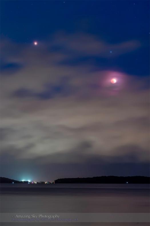 Total Lunar Eclipse (April 15, 2014) #4