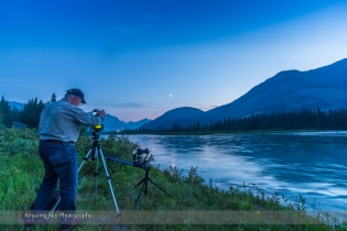 Shooting at Bow Valley Park