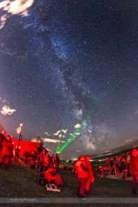 RAO Milky Way Night #1 (Aug 30, 2014)