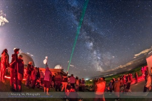 RAO Milky Way Night #4 (Aug 30, 2014)