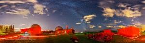 RAO Milky Way Night Panorama