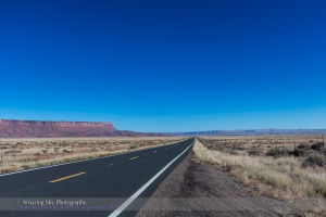 Open Road and Open Sky