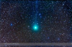 Comet Lovejoy (C/2104 Q2) on Dec 23, 2014