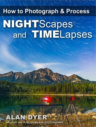 Nightscapes Book Cover