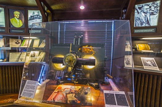 Lowell Observatory – Blink Comparator