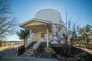 Lowell Observatory - Clark Refractor