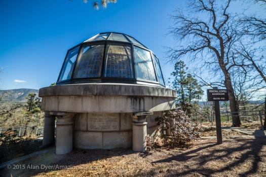 Lowell Observatory – Lowell Mausoleum