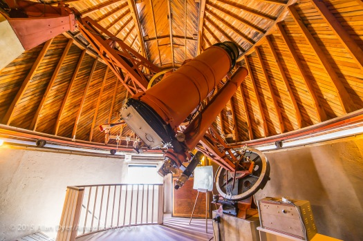 Lowell Observatory – 13-inch Pluto Astrograph