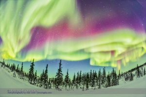 Ultrawide Aurora #4 - Feb 21, 2015