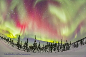 Ultrawide Aurora #5 - Feb 21, 2015