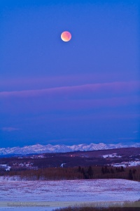 Total Lunar Eclipse (Dec 10, 2011)