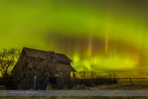Aurora & Old Pioneer House