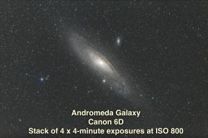 M31 (Canon 6D)