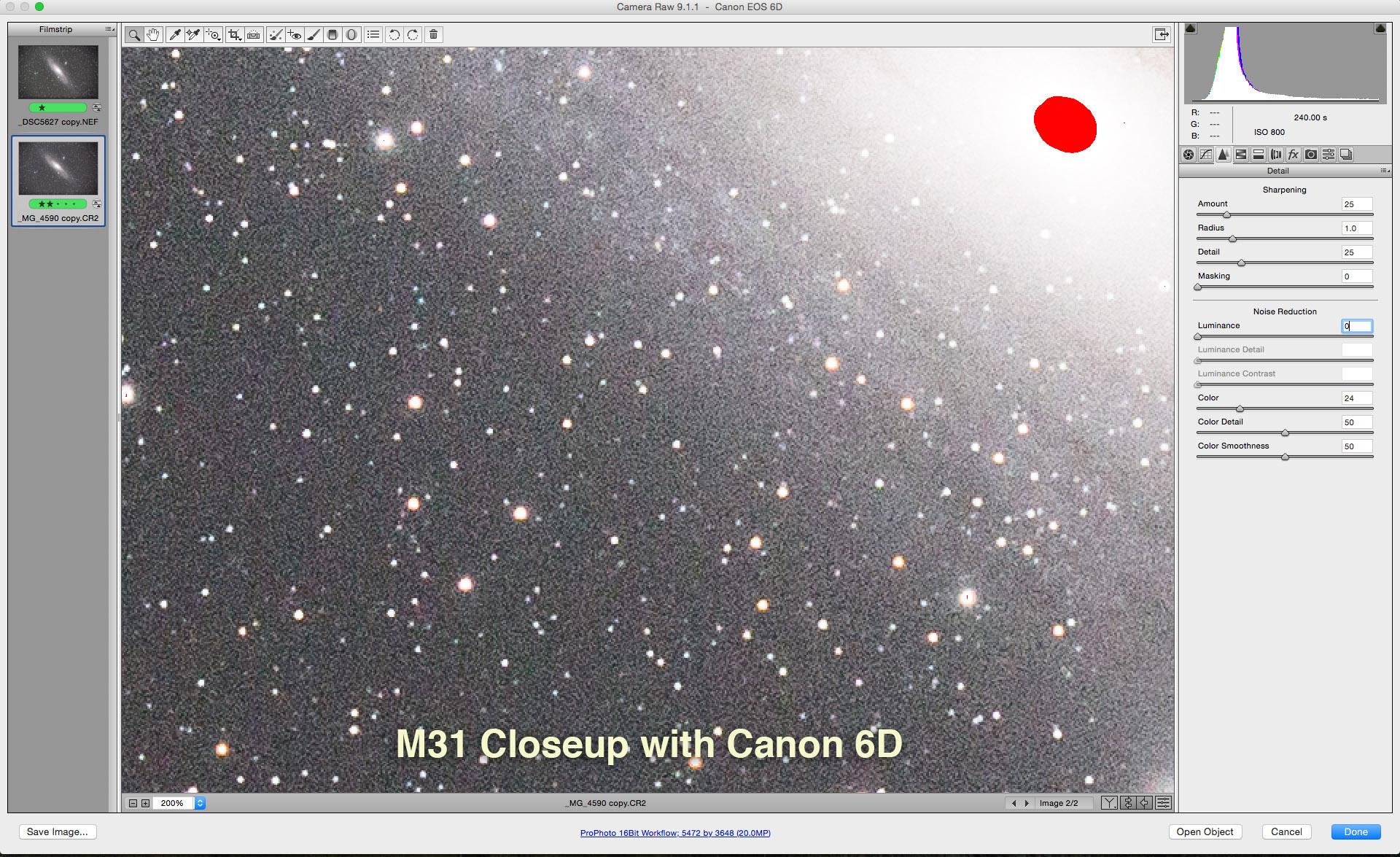 Canon 6D – The Amazing Sky
