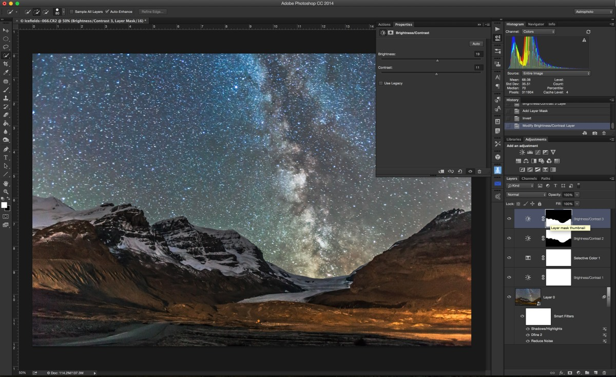 10 Steps to Processing Nightscapes & Time-Lapses