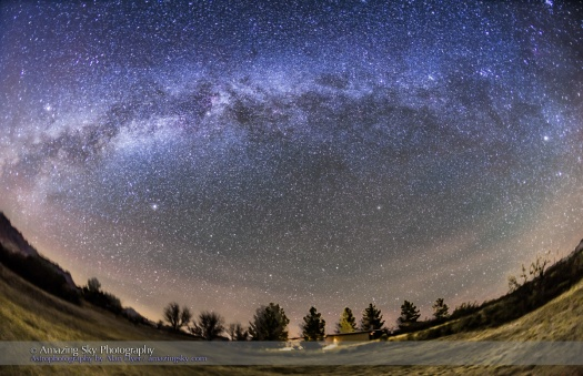 Arch of the Autumn Milky Way