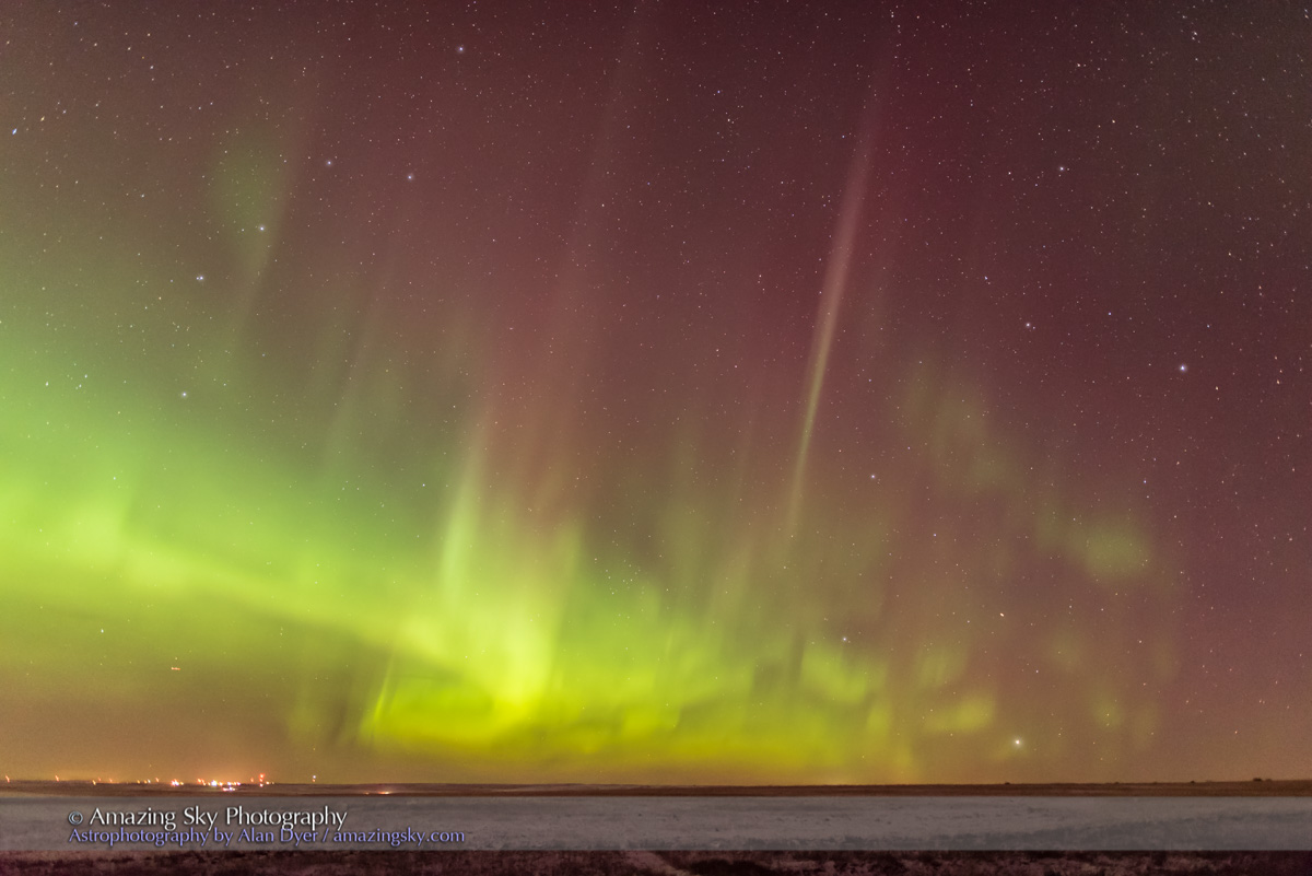 New Year's Eve Aurora #2 (Dec 31, 2015)