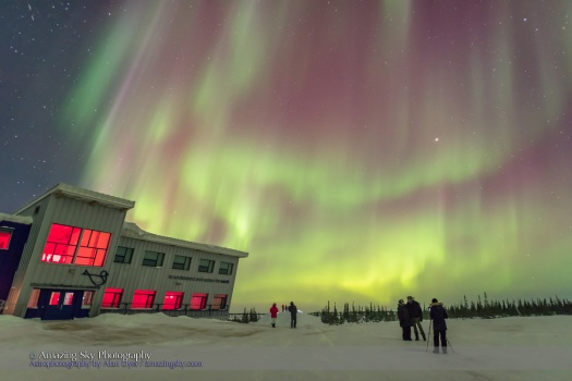 Aurora Group Outside CNSC (March 6, 2016)